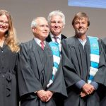 Pour son 10e anniversaire, l'UMONS fait Nicolas Hulot, Greta Thunberg et Nicholas Stern Docteurs Honoris Causa lors d'une rentrée académique spéciale « Environnement durable »