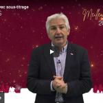Vœux 2021 – Message vidéo des autorités de l'UMONS