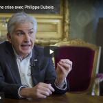 Regards sur une crise – interview à l'Académie Royale de Belgique